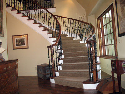 Great Grass Valley Stair Company